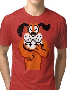 Duck hunt Tri-blend T-Shirt