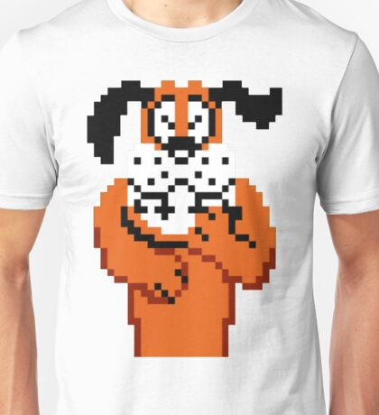 Duck hunt Unisex T-Shirt