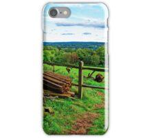 Beautiful English Countryside iPhone Case/Skin