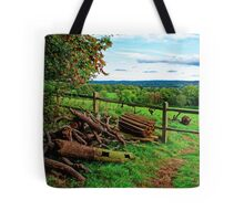 Beautiful English Countryside Tote Bag