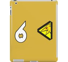 Dino Charge/Kyoryuger Gold iPad Case/Skin