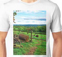 Beautiful English Countryside Unisex T-Shirt