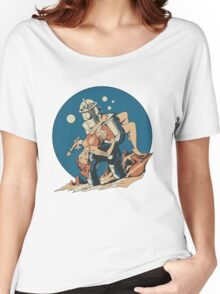 Damsel in Space Women's Relaxed Fit T-Shirt
