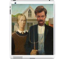 American Ron iPad Case/Skin