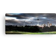 Adelaide from Montefiore Hill. Metal Print