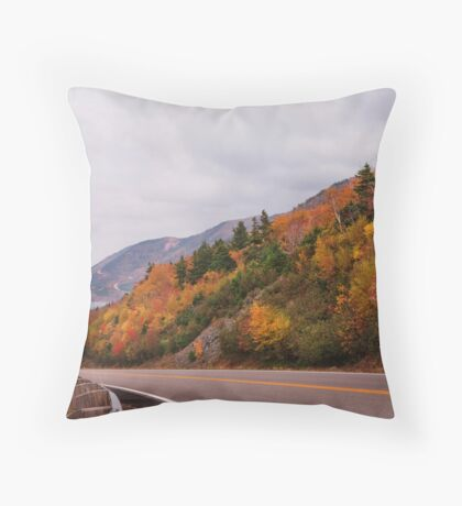 Highlands Rollercoaster 2008 Throw Pillow