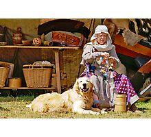 Medieval Companionship Photographic Print