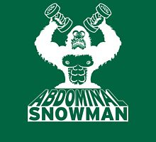 Abdominal Snowman Comeback Title Unisex T-Shirt