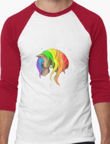 Fairy Tail Filly Men's Baseball ¾ T-Shirt