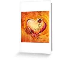 Take My Heart Greeting Card