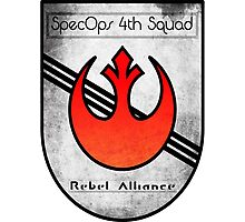 SpecOps Squad 4th, Rebel Alliance.  Photographic Print