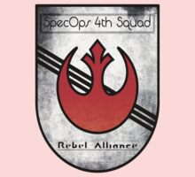 SpecOps Squad 4th, Rebel Alliance.  Kids Clothes