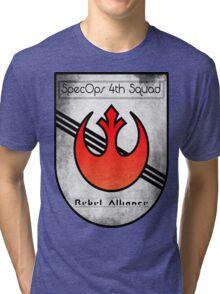 SpecOps Squad 4th, Rebel Alliance.  Tri-blend T-Shirt