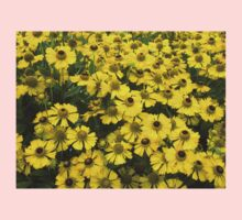 Yellow daisy 2 Kids Clothes