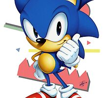 Sonic JP by leocirius