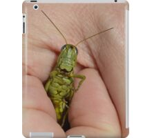 Caught! iPad Case/Skin