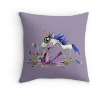 If Wishes Were Fishes Throw Pillow