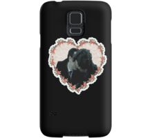 Sheriarty kiss Samsung Galaxy Case/Skin