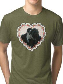 Sheriarty kiss Tri-blend T-Shirt