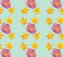 Las Flores de mi vida by Gerrie Starreveld