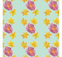 Las Flores de mi vida Photographic Print
