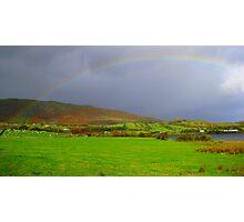 Rainbow - Ireland Photographic Print