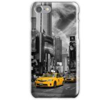 Big Yellow Taxi iPhone Case/Skin