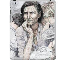Florence iPad Case/Skin