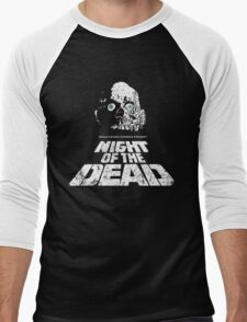 NIGHT OF THE DEAD Men's Baseball ¾ T-Shirt