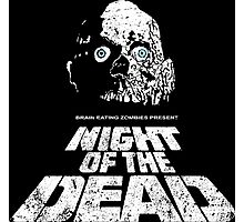 NIGHT OF THE DEAD Photographic Print