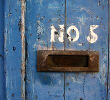 Door number 5 by Kurt  Tutschek
