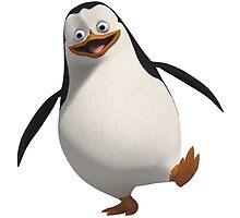 Penguins of Madagascar by Vitalia