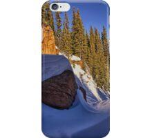 """""""Winter Trail RMNP #1"""" iPhone Case/Skin"""