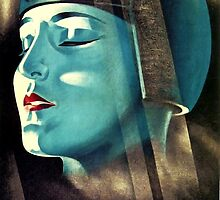 Metropolis - Fantastic Reproduction Poster of this famous Fritz Lang Film by verypeculiar