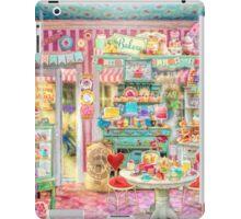 The Little Cake Shop iPad Case/Skin