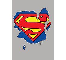 I'm Superman Photographic Print
