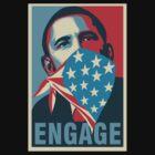 Obama ENGAGE by djcoffman