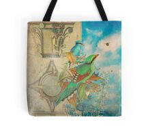 The Birds and The Bees Tote Bag