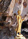 Cave Buddha by Dave Lloyd