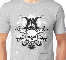Drum & Bass Design No Werdz Unisex T-Shirt