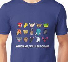 Choose Yourself Unisex T-Shirt