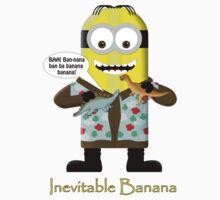 Inevitable Banana (dinos) - Minion Kids Clothes
