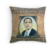 One Dream Throw Pillow