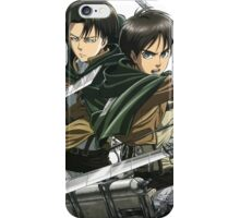 Levi Eren iPhone Case/Skin