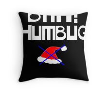 Bah Humbug! Throw Pillow