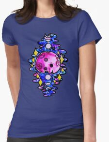 Munna  Womens Fitted T-Shirt