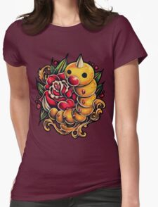 Weedle  Womens Fitted T-Shirt