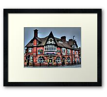 The Queen Victoria Framed Print