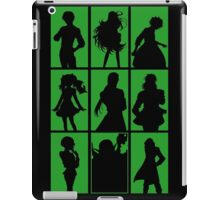 Tales of Xillia 2 - Character Roster (Green) iPad Case/Skin