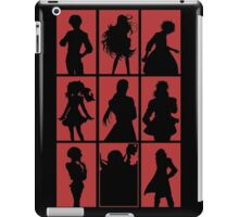 Tales of Xillia 2 - Character Roster (Red) iPad Case/Skin